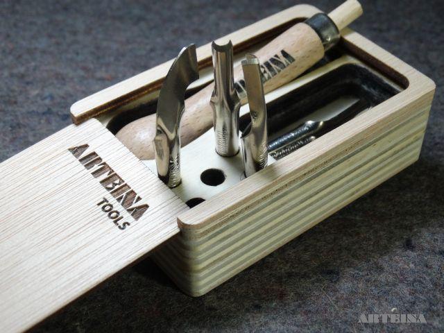 Fabricante de plumillas de linograbado - Arteina