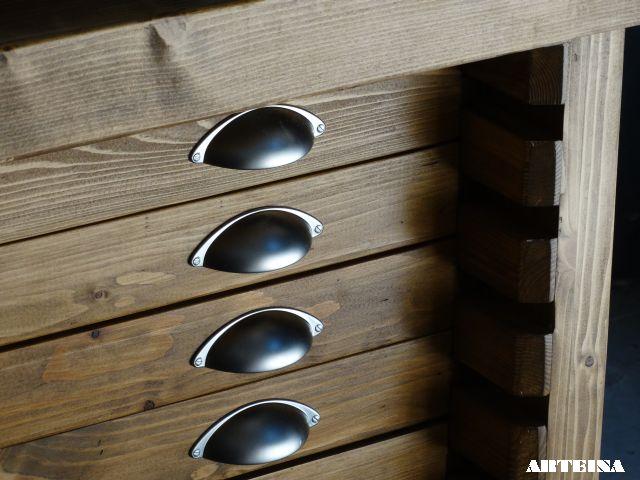 Arteina - Fabricante de Cajonera para Láminas de Grabado